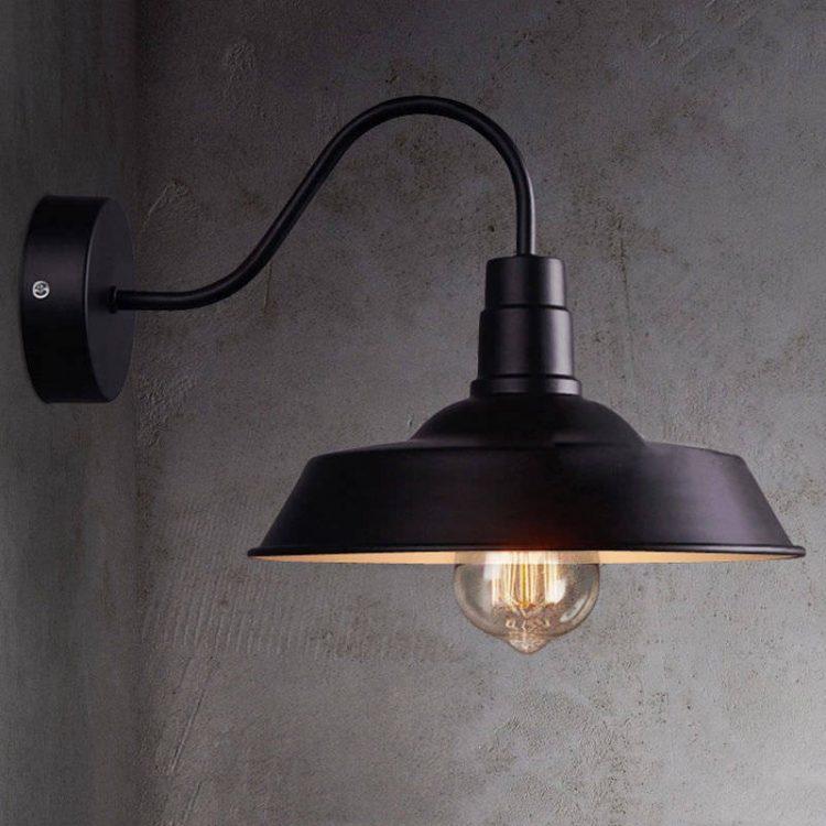 lampada a sospensione solare effetto vintage