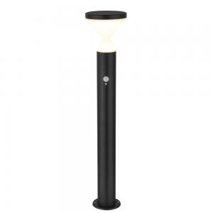 lampioncino solare per esterno con sensore di movimento