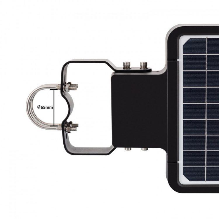 staffe per lampione solare
