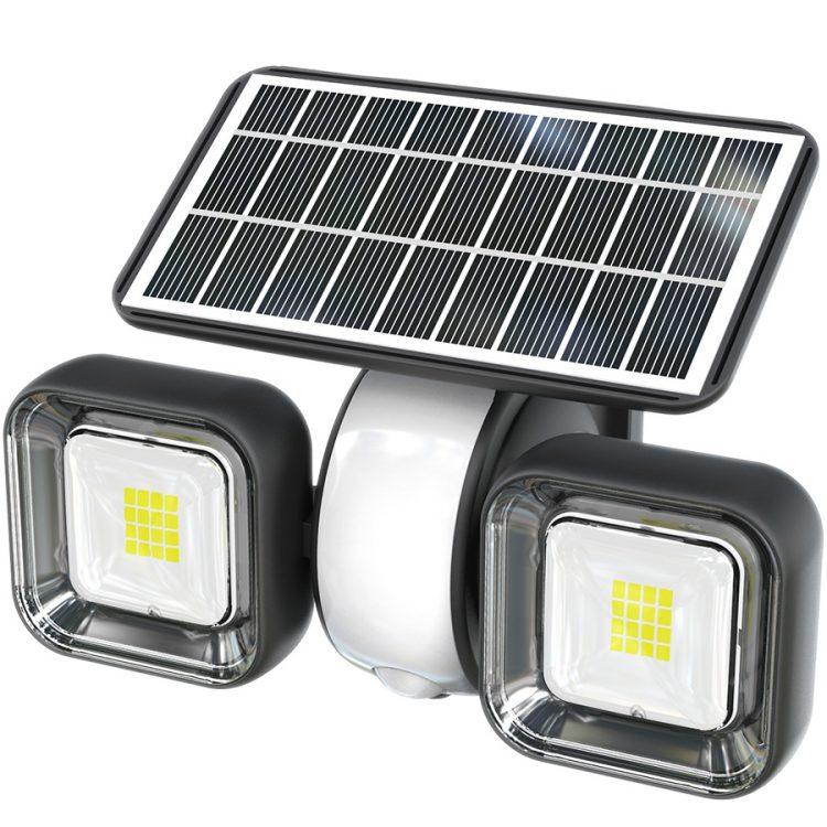 faro solare da esterno a led