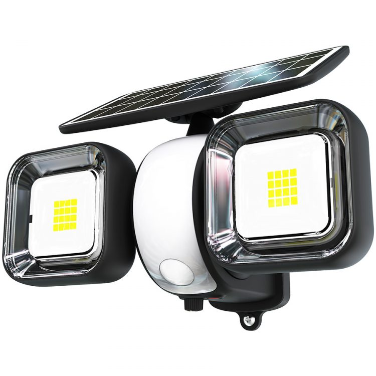 lampada solare da esterno