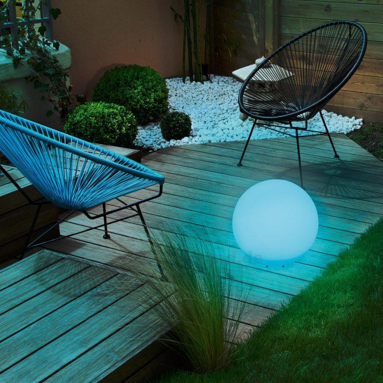 luci ad energia solare led