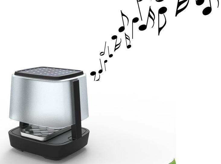 Cassa Acustica Solare per ascoltare musica nelle tue giornate di mare