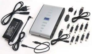 Caricabatterie solare per PC
