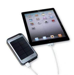 Carica batterie solare batteria 6000 Mah