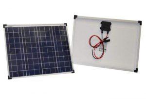 Pannello Fotovoltaico Policristallino 50 Watt