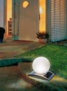 Illuminazione con Lampada Decorativa Energia Solare