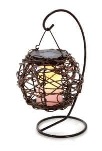 Lampada decorativa ad energia solare