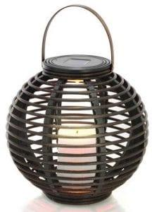 Lampada Solare Decorativa luce calda
