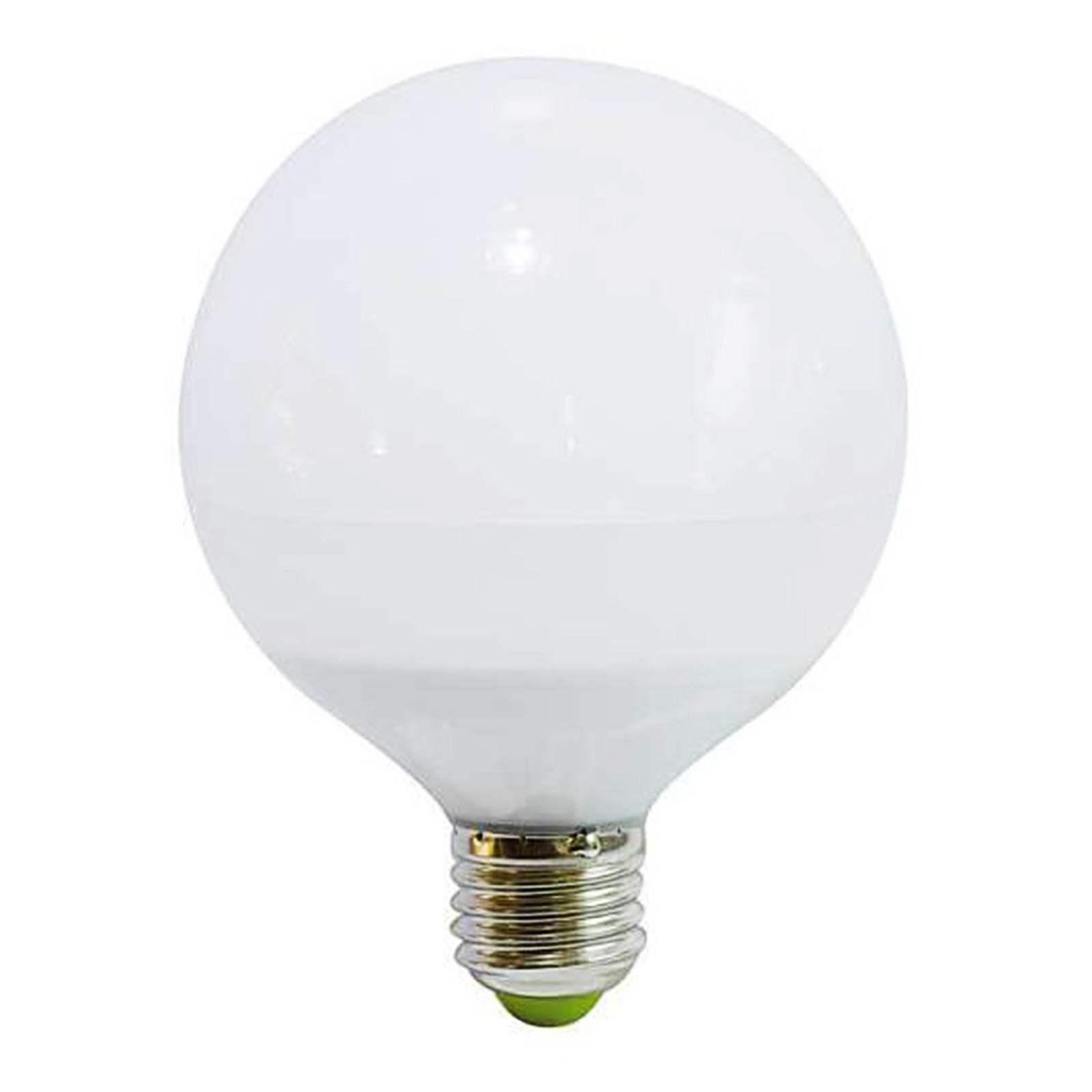 Lampadina a led 12 watt attacco e27 globo ecoworld for Lampadine led 100 watt