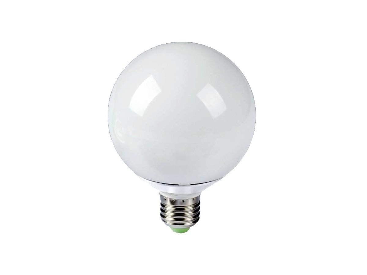 Lampadina a led 12 watt attacco e27 globo ecoworld for Lampadine watt