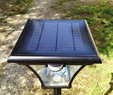 Lampioncino ad energia solare a led per esterni ecoworld for Filtro per laghetto ad energia solare
