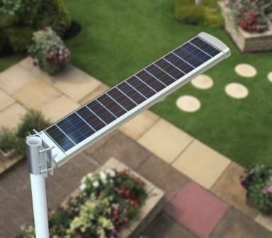 Pannello fotovoltaico da 15 watt del lampione da esterno solare