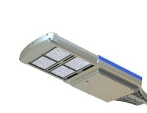 Plafoniere Per Lampioni Stradali : Lampione ad energia solare stradale 2000 lumen ecoworld shop.it