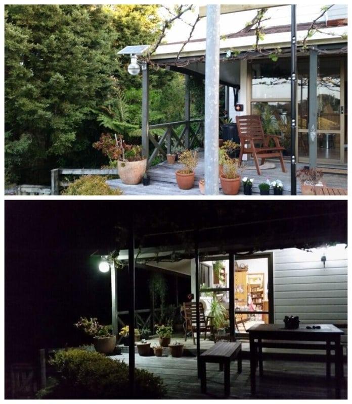 Lampione da Esterno ad Energia Solare per illuminazione esterna