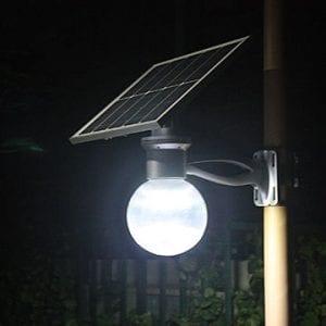 Lampione Solare a Led