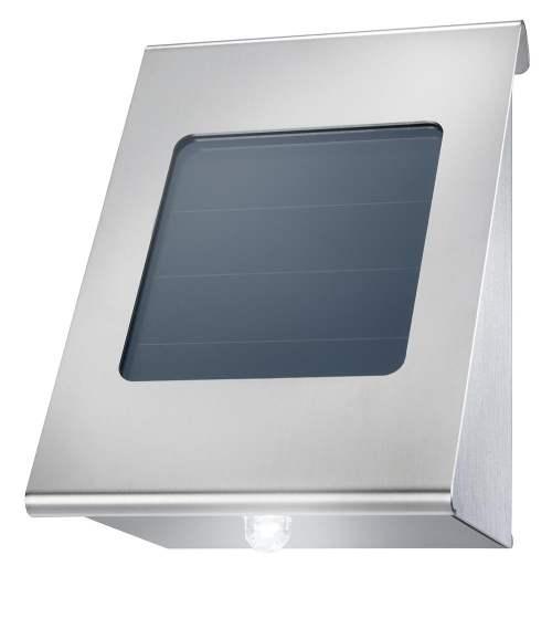 Segnapasso a led con Pannello Fotovoltaico