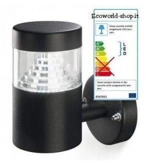 Applique da Parete a Led per esterno colore della luce bianco freddo