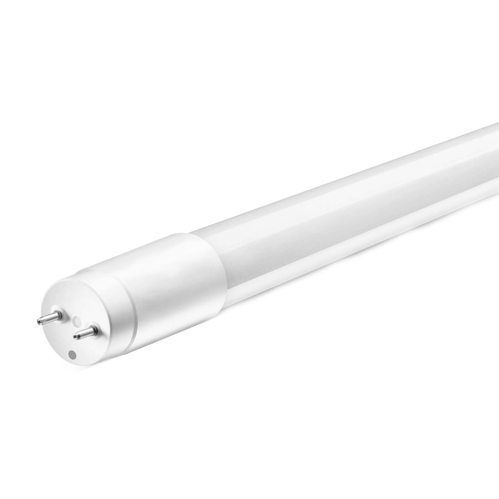 Confronto Lampade Led E Neon.Tubo Led 10 Watt Per Sostituzione Tubi Neon Equivalente 18 Watt